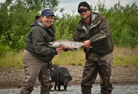 Alaska West Chum Salmon