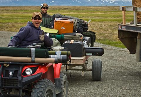 Alaska West Packing