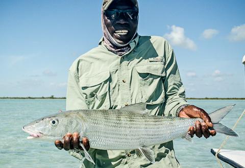 Bonefish at Andros South