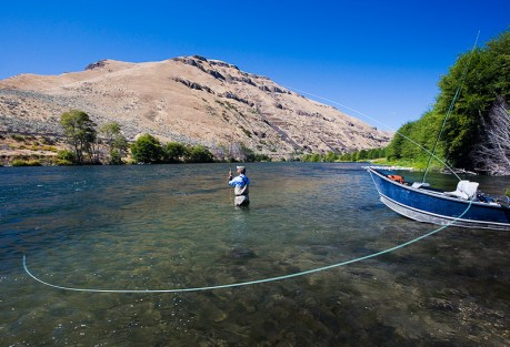 The Deschutes.  Photo: Beau Purvis