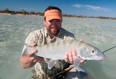 Just another bonefish from Andros South.