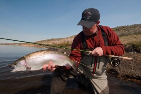 Lake Fly Fishing - Intro