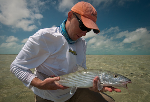 Andros South Fishing Report March 2011