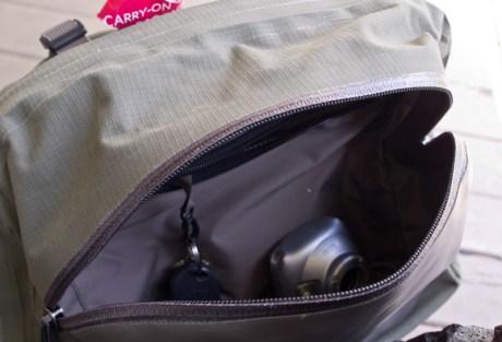 Sage Backpack Pockets
