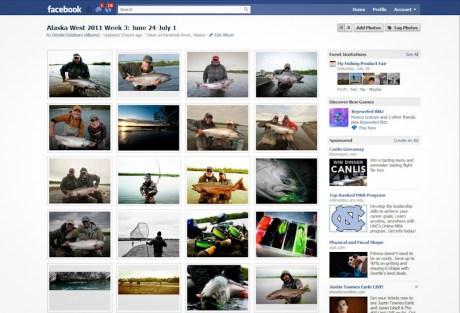Facebook Albums