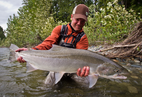 Dean River Steelhead - Michael White