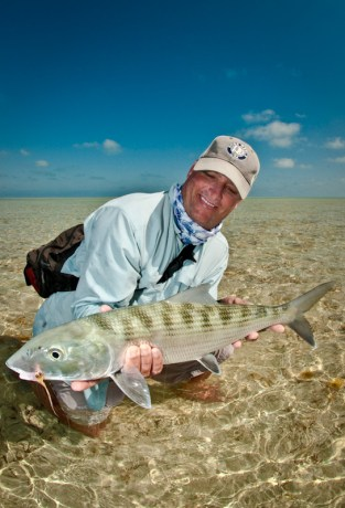 Chard Bonefish by Louis Cahill Photography