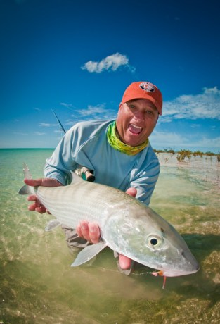 Big Bonefish - Louis Cahill Photography