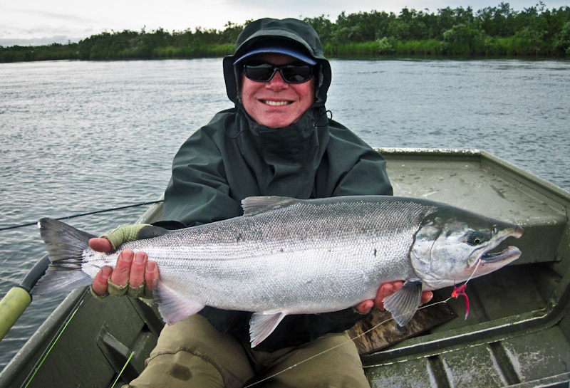 Best time to go fishing in alaska for What is the best time to go fishing