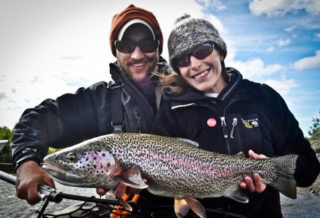 All About Rainbow Trout