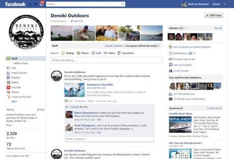 Deneki Facebook Reminder