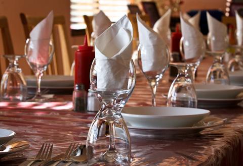 Bonefish Lodge Table