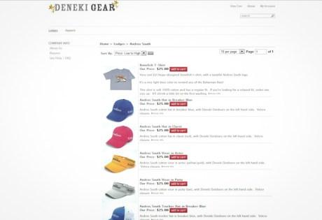 Deneki Gear Store