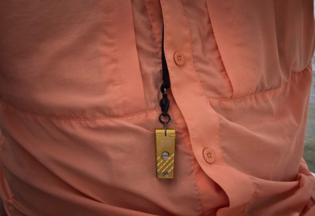 Lanyard and Placket