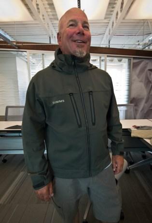 Simms Guide Windstopper Jacket