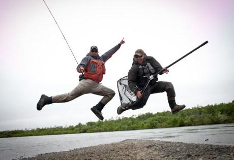 Alaska Fishing in July