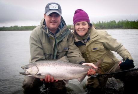 Alaska West King Salmon