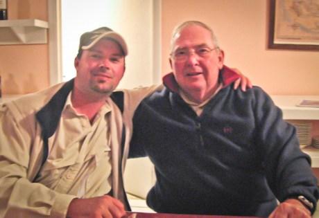 Bob and Andy