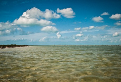 Bonefish Flat by Louis Cahill Photography