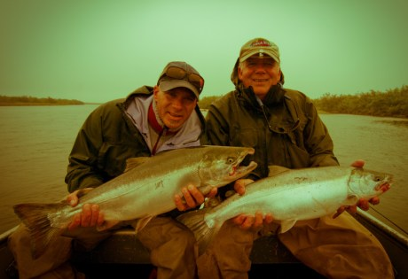 Top Silver Salmon Posts