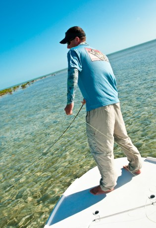 Bonefish Clothing by Louis Cahill Photography