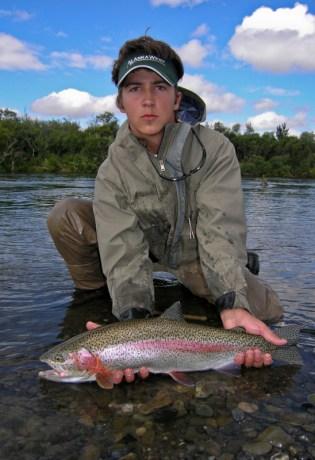 Alaska Rainbow Trout