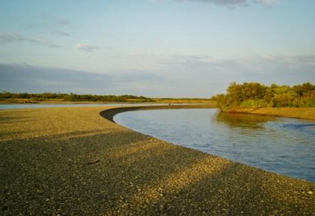 Kanektok River Gravel Bar