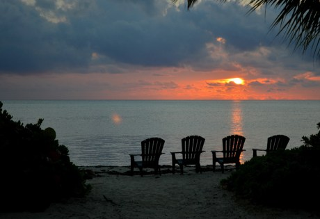 Andros Island Pictures - Beach Chairs