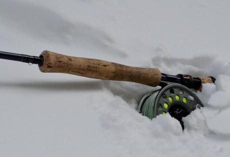 Fishing Winter Blues