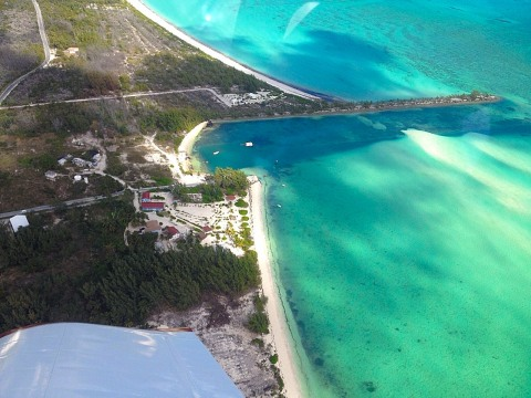 Birdseye View of Andros South