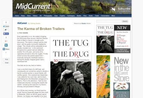 Karma of Broken Trailers
