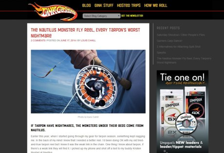 Nautilus Monster Review