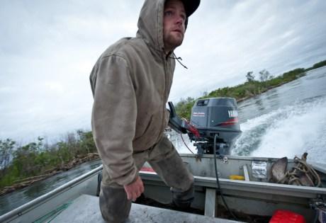 Boat Driver in AK