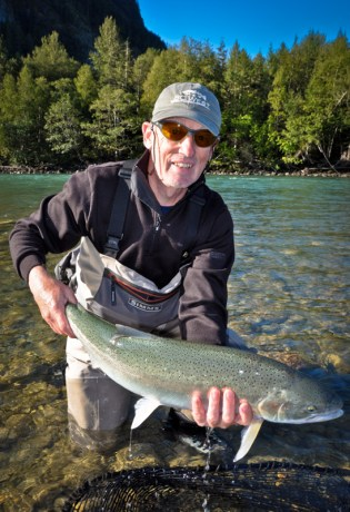 Set the Hook for Steelhead with the Swing