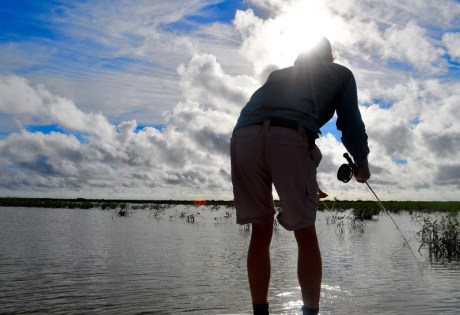 Fly Fishing for Bonefish