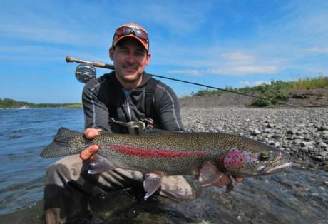 Kevin Riley at Alaska West