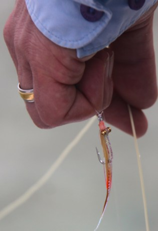 Flies for Bonefish