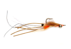 Peterson's spawning shrimp bonefish fly