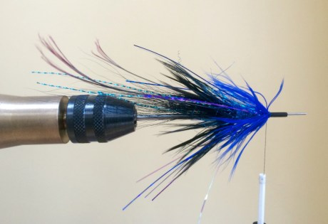 How to tie the Steelie Pot Bellied Pig Steelhead Fly