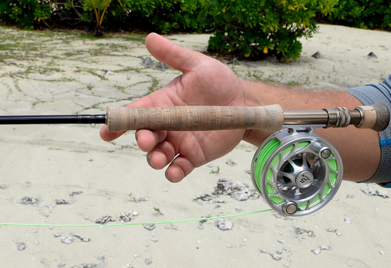 Selecting a fly reel for your rod