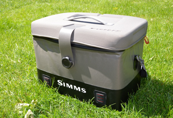 Simms' Updated Dry Creek Boat Bags