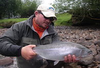 Patagonia Trout and Salmon Fishing