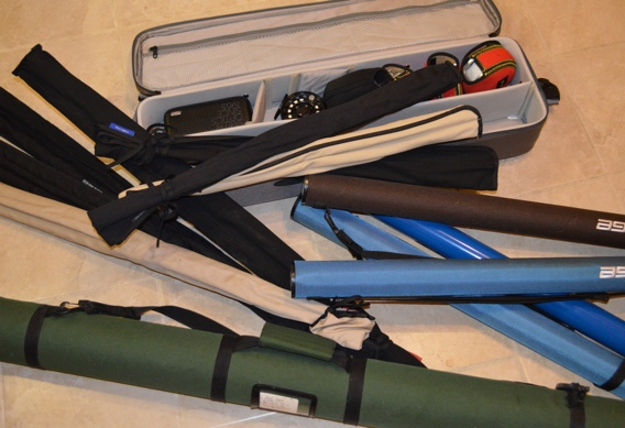 Traveling with Fly Rods