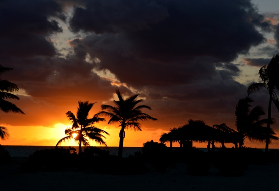 South Andros Sunrise.