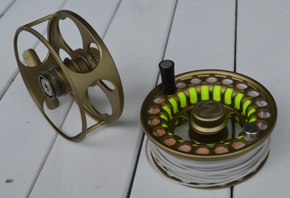 Einarsson Plus reels for bonefish review.