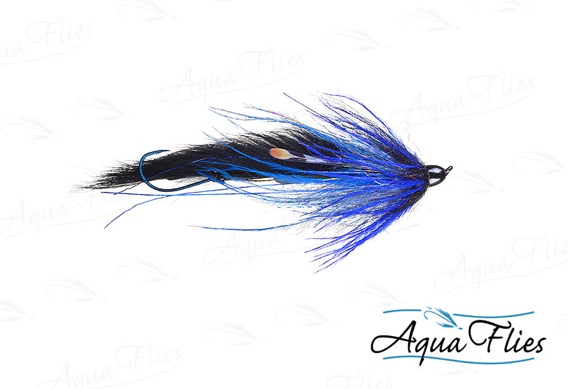 Aqua Flies, Jerry French's 'Dirty Hoh' Fly Pattern.