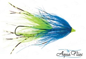 Stu's Chinook Intruder from Aqua Flies