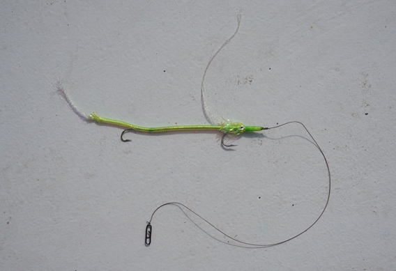 quick chance barracuda fly fishing rigquick chance barracuda fly fishing rig