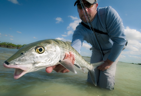 South Andros Bonefish by Louis Cahill Photography