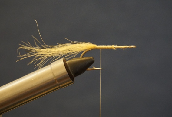 How to tie the bonefish squimp fly pattern